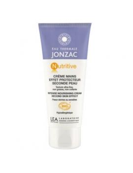 Crème mains effet protecteur seconde peau 50mL Jonzac