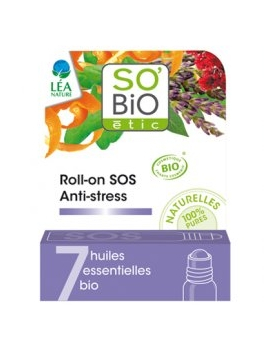 Roll-on SOS anti-stress 5mL SO'BiO étic