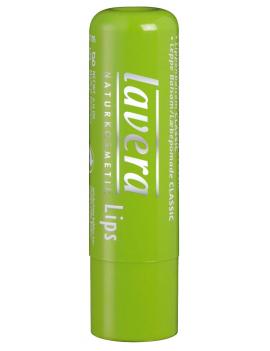 Baume à lèvres classique transparent Lavera