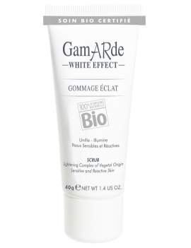 Gommage éclat 40g White Effect Gamarde