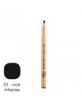 Crayon contour yeux noir SO'BiO étic