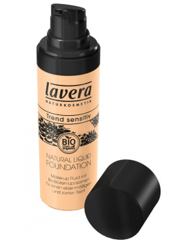 Fond de teint Honey 30mL Lavera